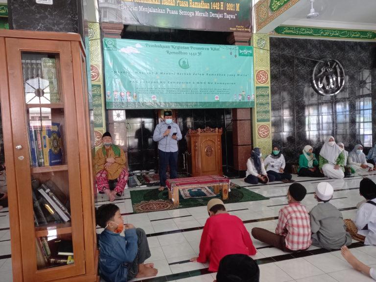 Sanlat Ramadhan, Fatayat NU Kemayoran Kenalkan Dakwah Islam Moderat