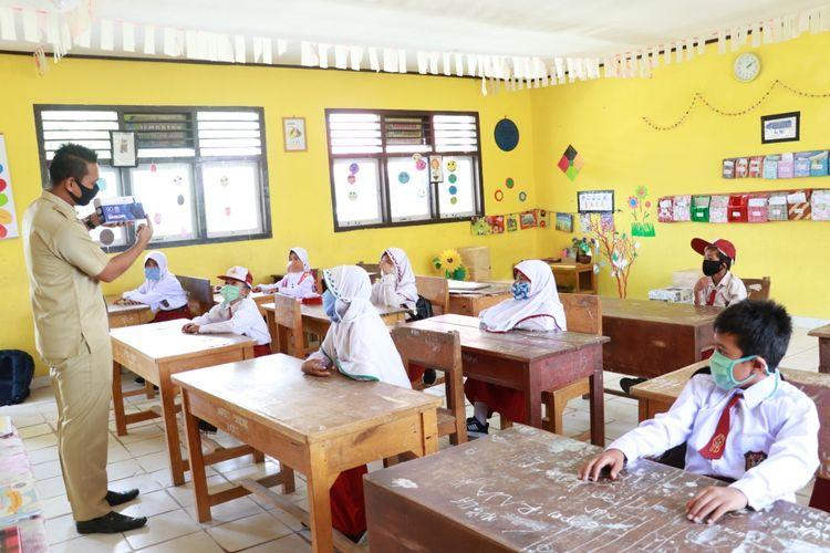 Disdik Depok Maksimalkan Persiapan Sekolah Tatap Muka