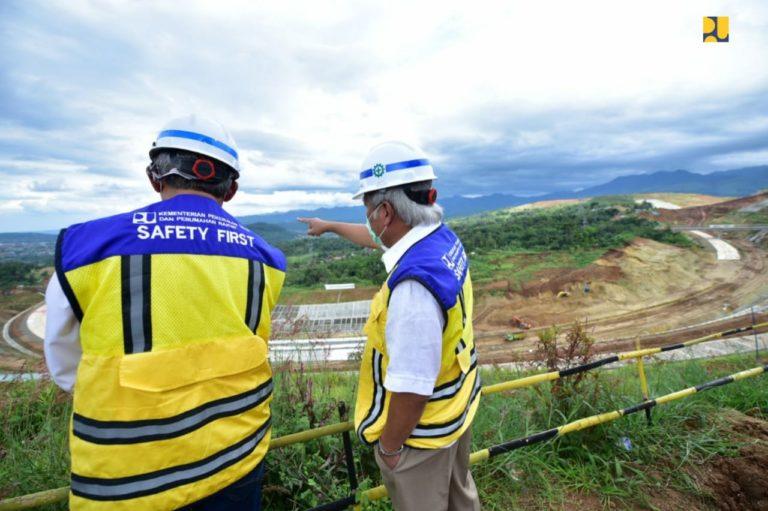 Menteri Basuki Targetkan Tol Cisumdawu Tuntas Akhir 2021