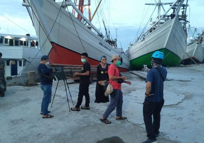 Bawa Kapal Phinisi, Partai Gelora Bantu Korban Bencana di NTT-NTB