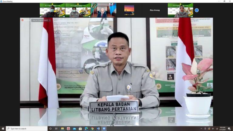 Balitbangtan Gandeng SEARCA Tingkatkan Kerjasama Multikomoditas di Ranah Regional