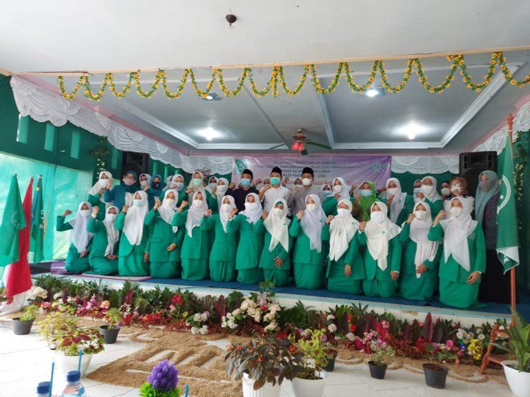 PP Fatayat NU Lantik Pengurus PC, 20 PAC dan 2 Ranting se Kabupaten Lebak