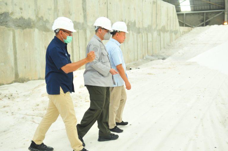 Wamentan Harvick Dorong Pupuk Kaltim Tingkatkan Produksi