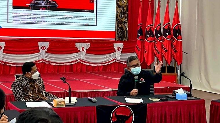 Perkuat Integritas Kader, PDIP Sepakat KPK Lanjutkan Program SIPP