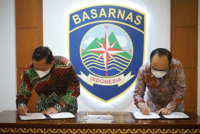 Jasa Marga-BASARNAS Teken MoU Penyelenggaraan Operasi SAR di Jalan Tol