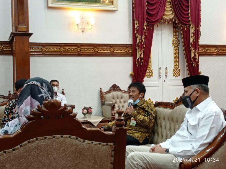 Kementan Dorong Pemprov Aceh Kawal Semua Program Pertanian Nasional