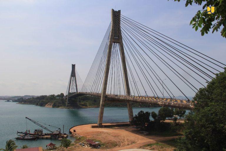 Pembiayaan Konstruksi Jembatan Batam-Bintan Gunakan Skema KPBU