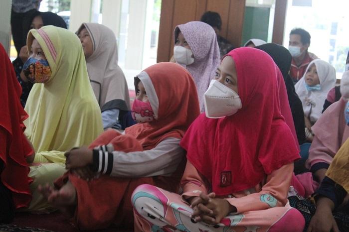 Gali Potensi Milenial, AMM Kp Bulak Gelar Madrasah Ramadhan 4.0