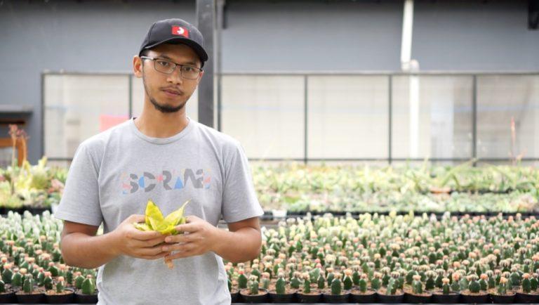 Demi Kaktus, Aldy Ridwan Tinggalkan Karier di Dunia Minyak dan Gas