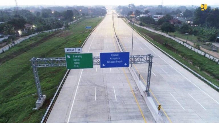 Kementerian PUPR Targetkan 427 Km Ruas Tol Baru Tuntas Sepanjang Tahun 2021