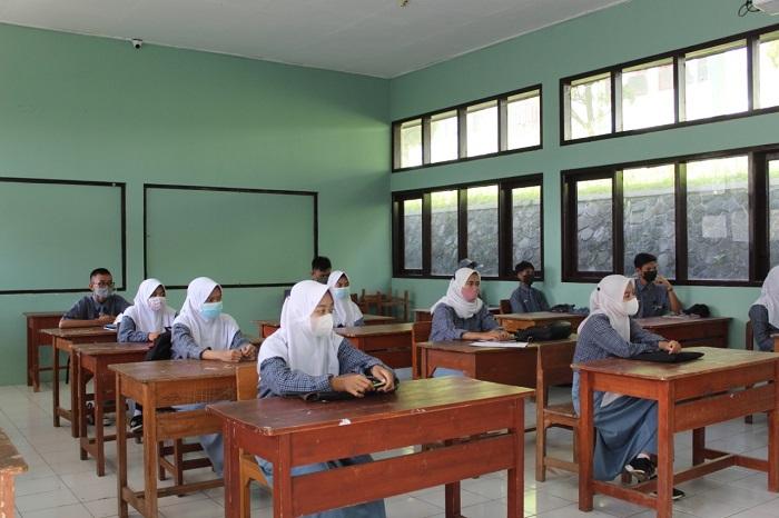 KPAI: PTM di Sumatera Barat Munculkan Sejumlah Kasus Covid