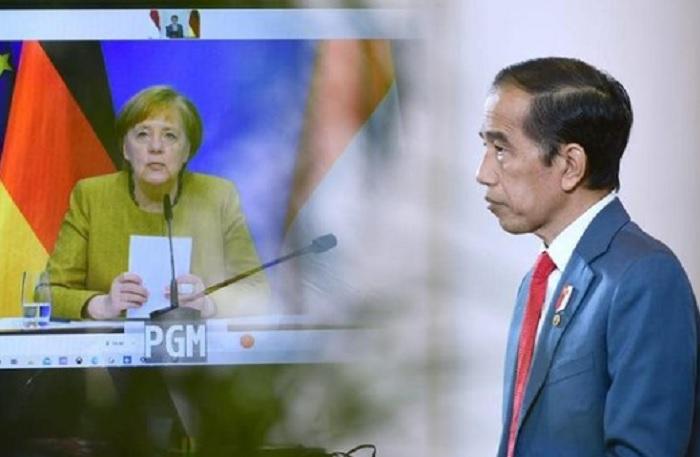 Jokowi Akui Jerman Mitra Terpenting Indonesia di Eropa