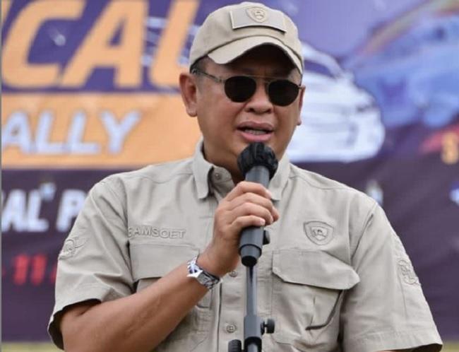 Bamsoet: Bobby Nasution Siap jadi Tuan Rumah APRC dan WRC 2022