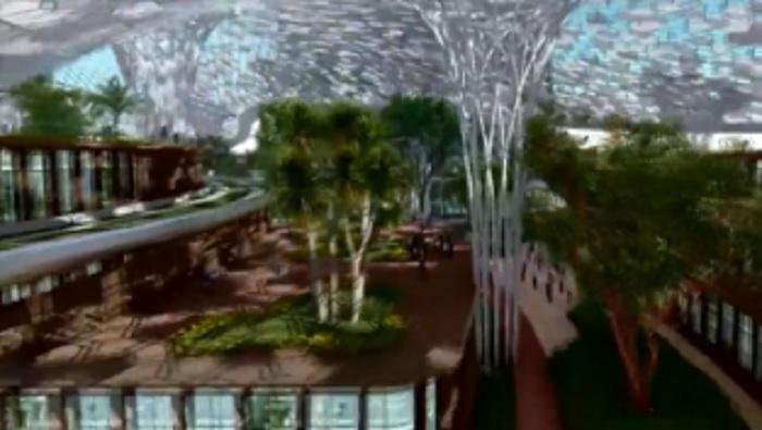 Jokowi Undang Arsitek Rancang Pradesain Istana Negara Baru