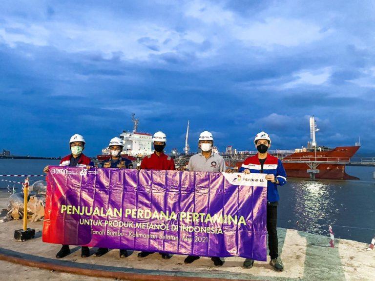 Genjot Produk Petrokimia, Pertamina Lakukan Penjualan Perdana Metanol