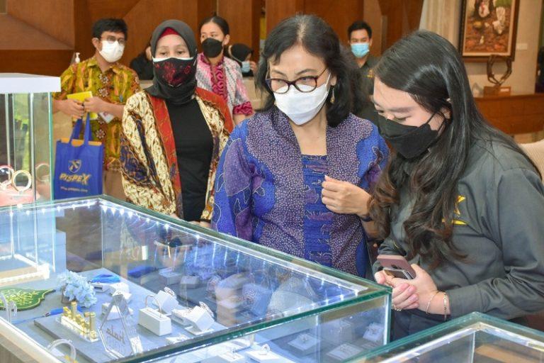 Lindungi Konsumen, Kemenperin Dorong Penerapan SNI Perhiasan