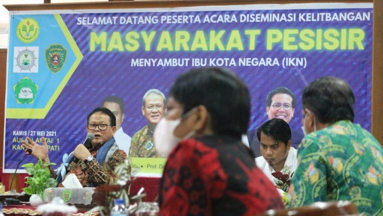 Strategi Pembangunan Masyarakat Pesisir menyambut IKN Baru Kabupaten PPU