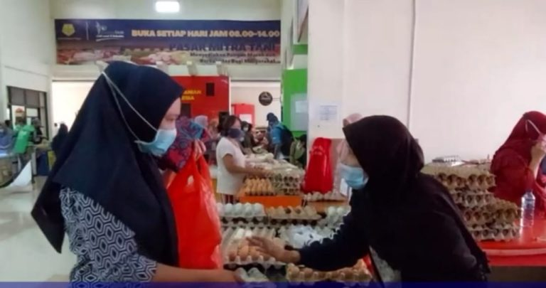 Penuhi Kebutuhan Masyarakat Jelang Idulfitri, PMT Kementan Gencar Gelar Pangan Murah
