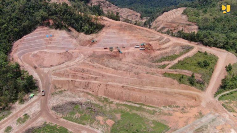 Kementerian PUPR Mulai Pembangunan Bendungan Ameroro di Sultra