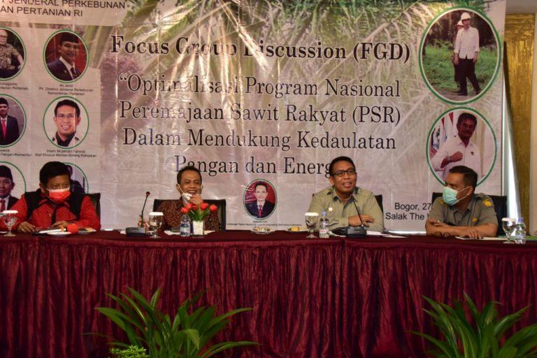 Komisi IV DPR Dukung Kementan Optimalisasi PSR untuk Kedaulatan Pangan dan Energi