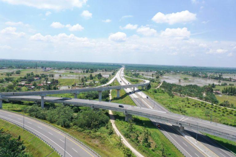 Selama Lebaran, Jalan Tol Regional Nusantara Tetap Beroperasi Normal