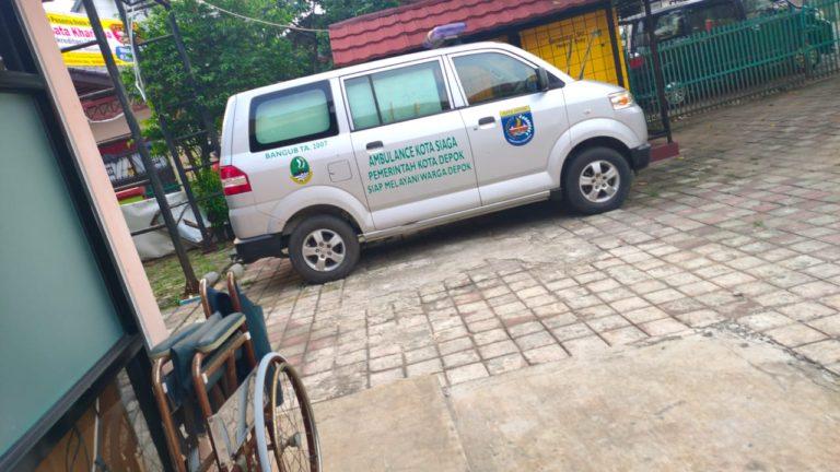 Waduh! Puskesmas di Depok Tolak Antar Pasien Stroke Pakai Ambulans