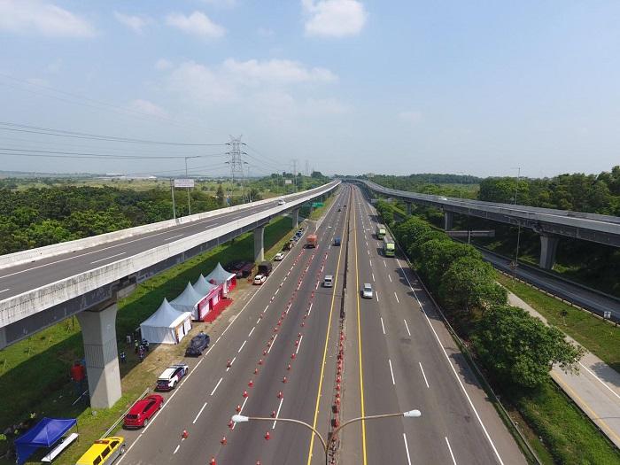 H+2 Hari Raya, 200 Ribu Kendaraan Kembali ke Jabotabek
