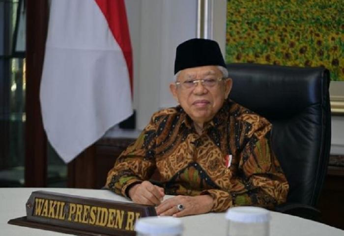 Ma'ruf Sebut Praktik Wakaf Kini Rambah Negara Non Islam