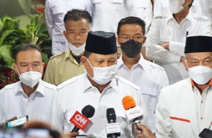 Bertemu Petinggi PKS, Prabowo: Kami Tetap Bersahabat Baik