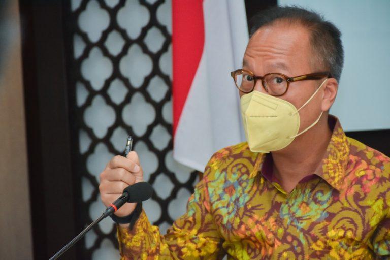Wujudkan Indonesia Mandiri Bidang Kesehatan, Kemenperin Optimalkan P3DN