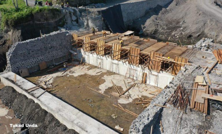 Kementerian PUPR Bangun Infrastruktur Pengendali Banjir di Tiga Sungai Besar Bali