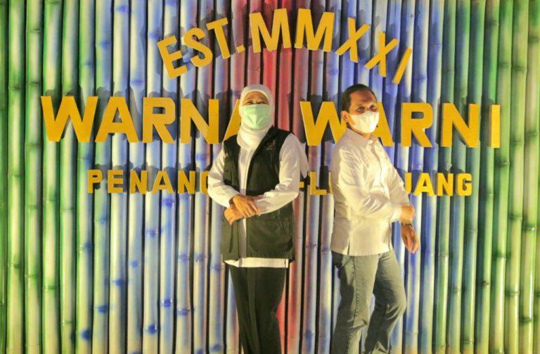 Resmikan Wisata Baru di Lumajang, Khofifah: Jadikan Pendukung Bromo Tengger Semeru