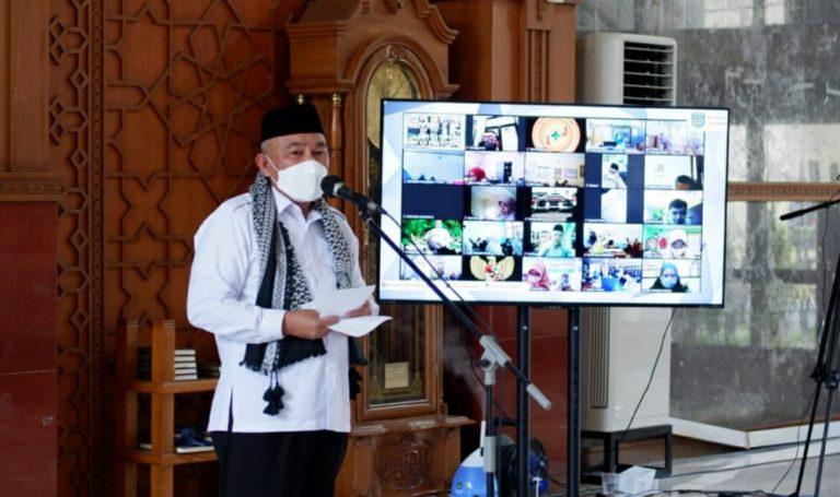Pemkot Depok Larang Masjid di Zona Merah Gelar Salat Jumat Lagi