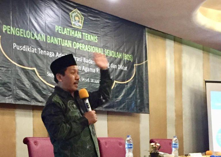 LP Maárif NU ajak Madrasah dan Sekolah di Tangsel Gabung Tingkatkan Mutu