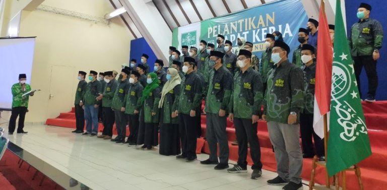 Resmi Dikukuhkan, LP. Ma'arif NU Tangsel Canangkan Program Madrasah/Sekolah Unggul