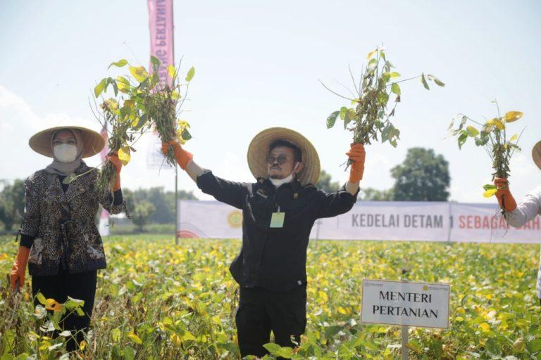 Resmikan IP2TP Muneng, Mentan SYL: Pulihkan Perkenomonian Nasional Melalui Pengembangan Riset Pertanian