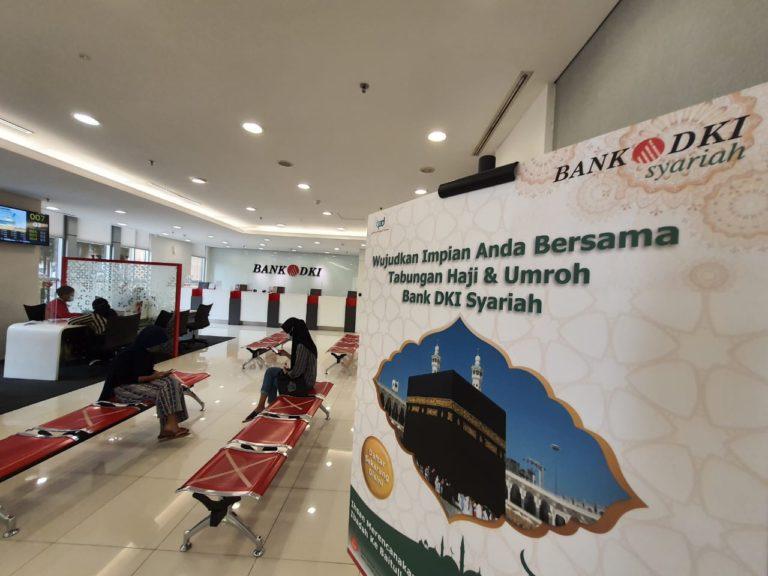 UUS Bank DKI Raih Indonesia Sharia Finance Awards 2021