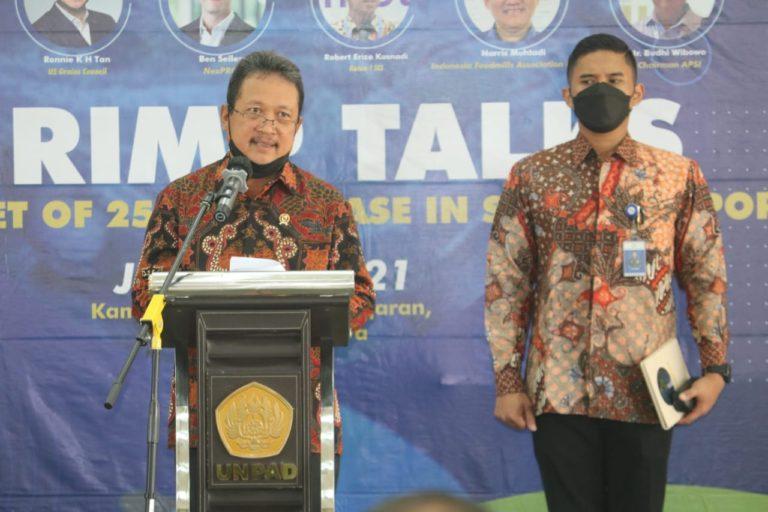 Dongkrak Produksi Udang, Menteri Trenggono beberkan Model Shrimp Estate dan Revitalisasi Tambak