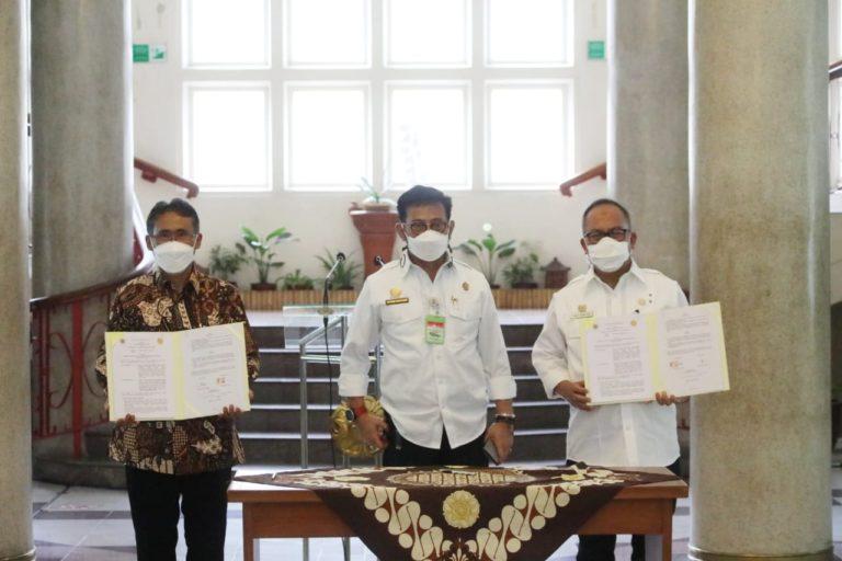 Kementan Beri Dukungan Program Pertanian Kepada UGM