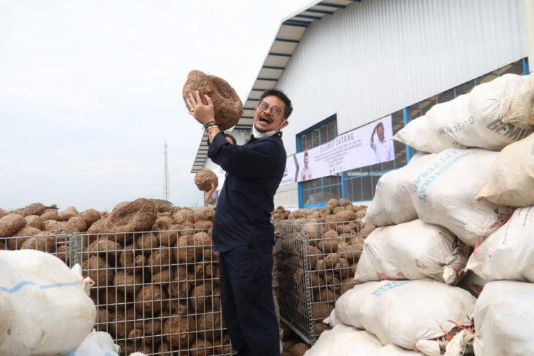 Kementan Gelar Merdeka Ekspor, Apkasi Dorong Optimalkan Potensi Produk Pertanian