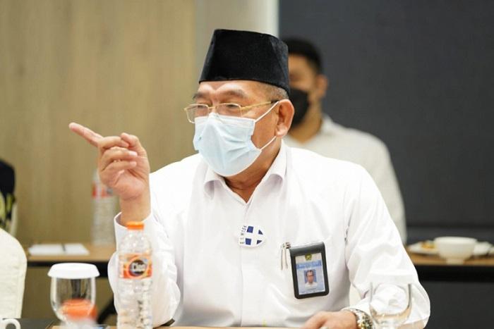 Asrama Haji Siap Tampung Pasien Isolasi Mandiri Covid-19