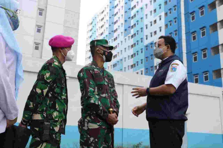 Pemprov DKI: Rusun Nagrak Sudah Siap Tampung Pasien Covid-19 OTG