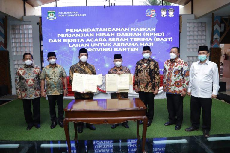 Tahun 2022, Banten Bakal Punya Asrama Haji di Kota Tangerang