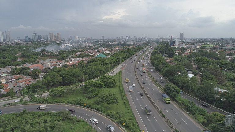 Jasa Marga Lakukan Divestasi 14 Persen Saham Jalan Tol JORR W2 Utara