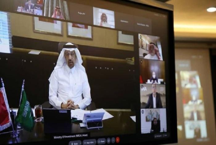 Dilobi Luhut, Menteri Saudi Tertarik Investasi ke BSI