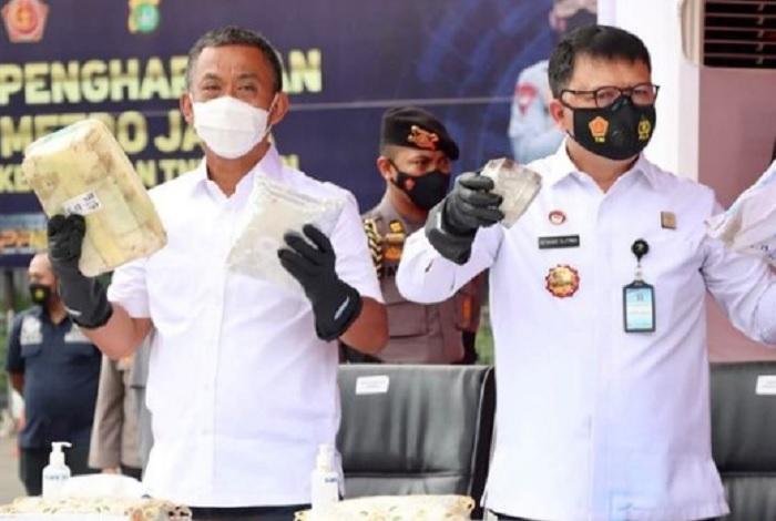 Ribuan Sabu Diamankan, Ketua DPRD DKI Serius Ajak Perangi Narkoba