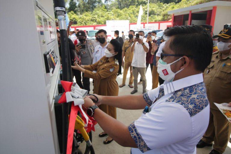 Pertamina Kembali Tambah BBM 1 Harga di Kalbar