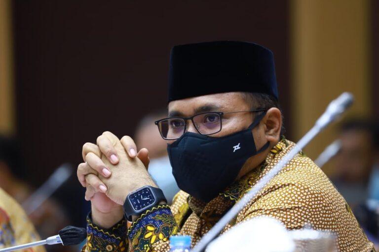 Hening Cipta Indonesia, Menag: Doakan Pendahulu, Doakan Pandemi segera Berakhir