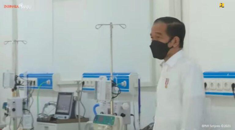 RS Darurat COVID-19 Asrama Haji Dinyatakan Siap Beroperasi