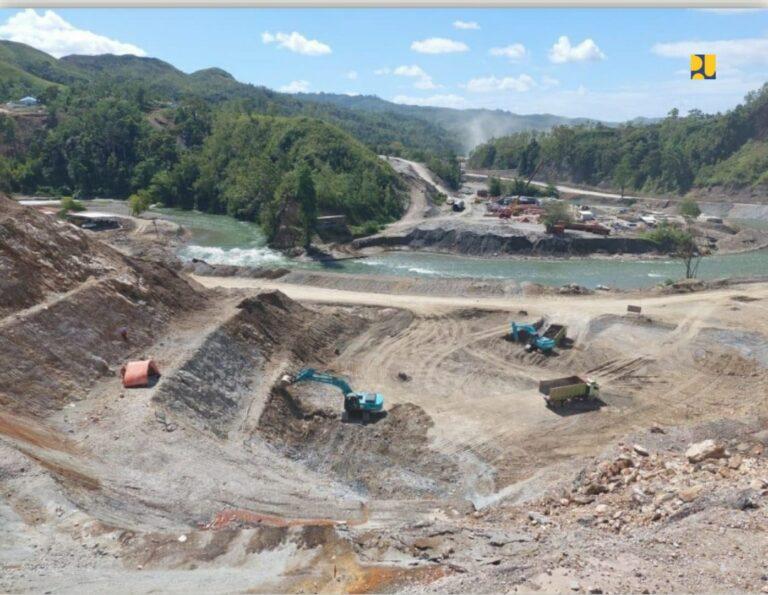 Bendungan Way Apu di Kabupaten Buru Ditargetkan Rampung Agustus 2023